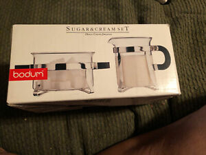 Bodum  Sugar & Cream Set