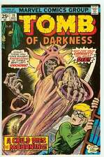 TOMB OF DARKNESS #19 8.0