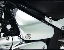 Otros productos de carrocería y cuadros derecho color principal cromo para motos