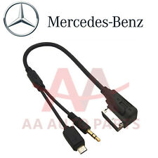 Mercedes Benz Media Interface Aux cable for HTC HUAWEI LG