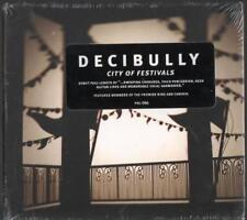 City of Festivals by Decibully (CD, Oct-2003, Polyvinyl)