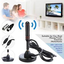 Antena interior TDT HD TV Digital Con De Antena Aumentador de presión DTA240