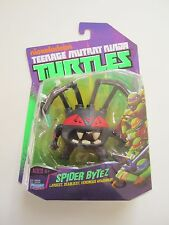 Teenage Mutant Ninja Turtles Spider Bytez TMNT Action Figure  New In Package