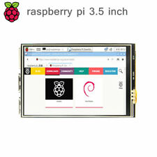New 3.5 inch TFT LCD 320*480 Touch Screen Display Module for Raspberry Pi 3 B+