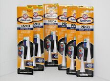 12 Arm & Hammer Spinbrush Pro + DEEP Clean Soft Replacement/Refill Brush Heads