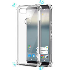 HANDY HÜLLE Für Google Pixel 2 3 XL Schutz Silikon Bumper Tasche TPU Case Cover