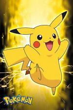 Pokémon Poster Pikachu Neon 61 x 91,5 cm