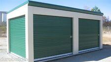 Duro STEEL JANUS 10'W x 8'T Econmical Commercial 1950 Series Roll-up Door DiRECT