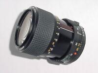 Minolta 35-70mm F/3.5 MD Manual Zoom MACRO Lens ** Ex++