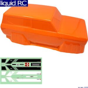 Redcat Racing 11397 Orange Body Gen 8