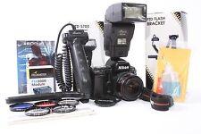 Nikon N90S 35mm SLR Camera w/ Tokina 28-70 Macro F/2.8-4.5 Lens
