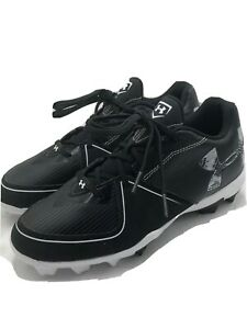 Under Armour Ladies Soccer Cleats Black Size 7.5
