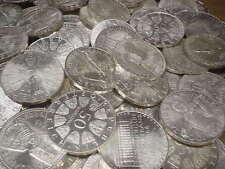 Anlegerposten , 250 x 50 Schilling Österreich , 5 KG Silber , Investorenpaket