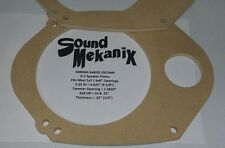 """MDF Speaker / Spacer Rings, 5x7"""" / 6x8"""" to 5.25 Component Set  1/4"""" One Pair"""