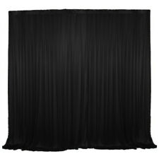 20FTx10FT 10FTx10FT Fabric BACKDROP Wedding Party Photobooth Curtain Decorations