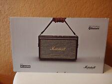 Marshall Kilburn Portable Bluetooth Speaker Black 4091189, NIB