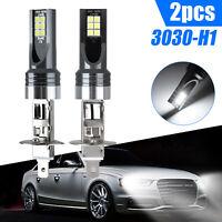 2x MINI H1 LED Headlight Bulbs Conversion Kit 100W 14000LM 6000K Hi/Lo Beam Lamp
