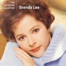 The Definitive Collection by Brenda Lee (CD, Jan-2006, MCA Nashville)