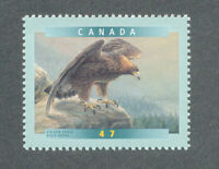 Canada Birds-2001 mnh -Golden Eagle
