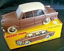 FIAT 1200 Grande Vue NEUVE,  Miniature DINKY TOYS 531 +  Boite  - MECCANO France