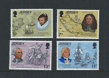 Jersey MNH 1976 American Bicentenary Declaration Independence USA 1776 America