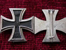 Replica Copy  1870 Iron Cross 1st Class aged full size Eiserne Kreuz