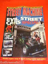 STREET MACHINE - EVIL STREET CARS - JUNE 1995