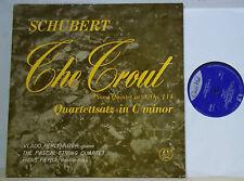 Perlemuter/Pascal Quartet SCHUBERT Trout - Concert Hall