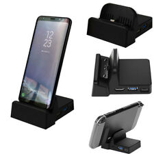 HDMI Dex Station Desktop Extension Charging Dock For Samsung S8 S8 Plus+ Note 8