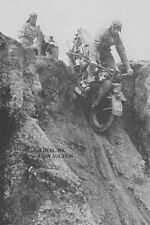 Harley-Davidson 45 WLA Liberator riders training 4 - Fort Knox 1942 - motorcycle