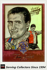 2014 Select AFL Honours All Australia Team Card Aa15 Chad Wingard-port Adelaide