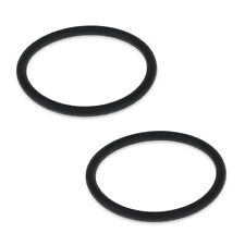 2 x LAMBER NEWSCAN 0200056 O RING GASKET SEALS DISHWASHER GLASSWASHER ELEMENT