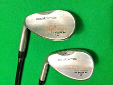 Cobra Trusty Rusty Wedge Set / 55 and 61 Degrees / LEFT HAND