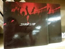 2PM / REAL SIGNED 2ND ALBUM 'HANDS UP'(STANDARD EDITION) +1 FREE STORE GIFT