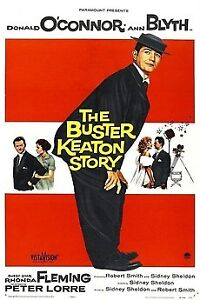 The Buster Keaton Story DVD 1957 Donald O'Connor