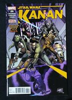 STAR WARS Kanan #6 ~ 1st Full SABINE WREN & EZRA BRIDGER ~ Marvel Comics 👀 🚨