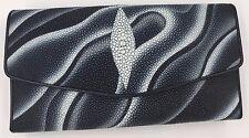 Lady Genuine Stingray Handbag/Purse/Shoulder Bag Clutch *FREE PRIORITY SHIPPING*