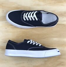 f69daa6b7c93 Converse Jack Purcell Signature CVO OX Low Top Navy Blue White  151461C   Size 11