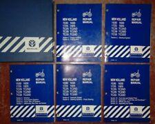 New Holland 1530 1630 1725 1925 Tc25d Tc29d Tc33d Tractor Repair Manual Oem