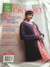Interweave Crochet Back Issue Magazine - Spring 2007