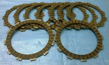 FBG GS1100 GS1150 OEM FIBER FRICTION CLUTCH PLATES DISCS SET 9 DRAGBIKE