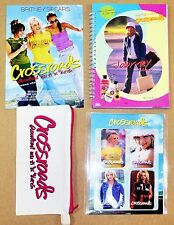Britney Spears CROSSROADS Thailand Promo Set (Itinerary + Bag + Flyer + Magnet)