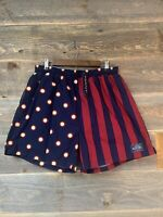 Vtg 90s Mens GANT Swim Trunks Beach Pool Shorts Sz Large USA NWT Fresh Prince