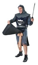 MENS RUDE STAG KNIGHT TO REMEMBER MEDIEVAL COSTUME FANCY DRESS HALLOWEEN OUTFIT
