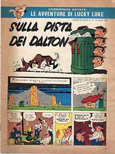 [KF2] SUPPLEMENTO CORRIERE DEI PICCOLI ANNO 1967 N°30 LUCKY LUKE