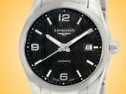 Longines Conquest Classic Automatic Stainless Steel Men's Watch L2.785.4.56.6