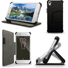 Fundas y carcasas Para Sony Xperia X de piel sintética para teléfonos móviles y PDAs Sony