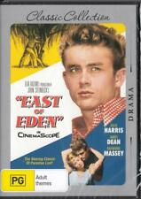 EAST OF EDEN - JAMES DEAN - NEW & SEALED REGION 4 DVD FREE LOCAL POST