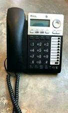 At&T Ml17929 2 Line Office Phone Caller Id Speakerphone Power Supply & Cord