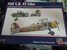 Fiat Cr-42 Falco  1/72 Pavla